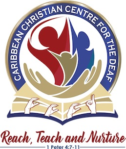 Caribbean Christian Centre for the Deaf logo